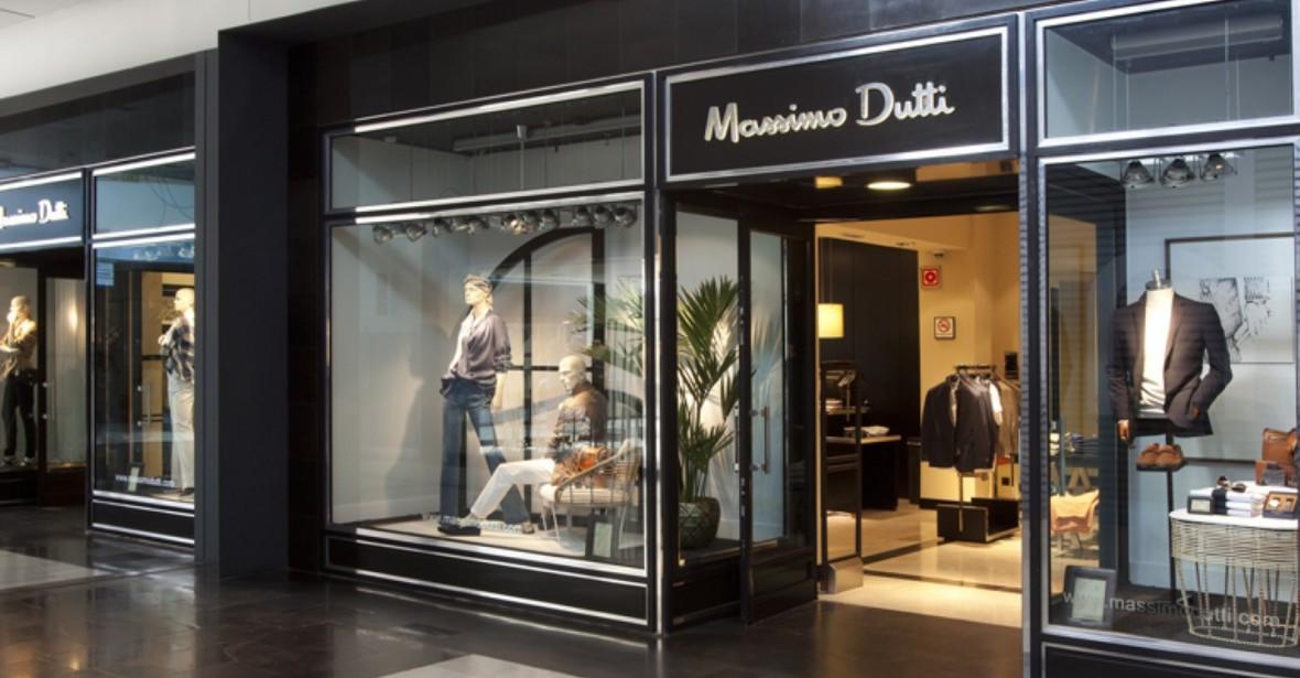 Massimo Dutti En Centro Comercial Xanadu Arroyomolinos Tabiques Y Techos